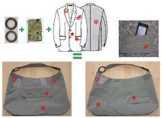 jacket to bag