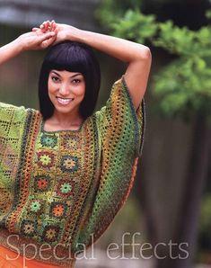 crochet - GRAPH PATTERN