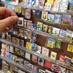 Miniature Books - 2 of my favorite things:  books and miniatures