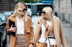 The best Stockholm Fashion Week 2014 street style.