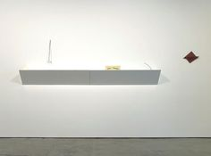 Richard Tuttle, Treasure, Wealth, Plush, Luxury, Fortune, Enrich (installation view)