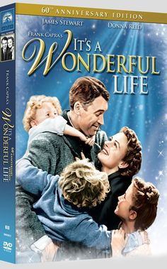 DVD: An angel helps a compassionate but despairingly frustrated businessman by showing what life would had been like if he never existed. A Christmas classic. Features both the black and white and the colorized version.