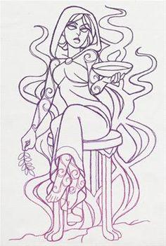 Divine Femme - Oracle_image