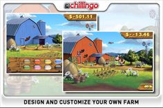 Cash Cow ($0.99) Buck the Cow's farm is in trouble: if he can't pay his debts soon, then his farm will be repossessed and he'll lose everything. It's time for a change – loose change! In this hyper-addictive cash-clinking game, control Buck as he combines coins, power-ups and special pieces to make moolah! Physics mini-games add to the fun, with plenty of puzzles and features on offer as you rustle up money and customize your own ranch.