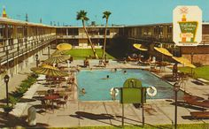 Holiday Inn North - Tucson, Arizona Interstate 10 at Grant St. Zip 85705 Come on down to the sunshine! Holidex from your nearest Holiday Inn