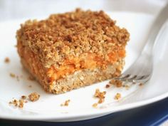 Apple Pumpkin Crumble Bars (#vegan, #glutenfree refined #sugarfree)
