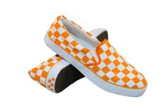 Tennessee Vols Endzone Shoes by GamedayConcepts on Etsy, $20.00