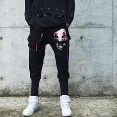 Zantt Mens Color Blocked Punk Splice Vintage Hip-Hop Dress Work Shirt