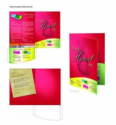 Product Kit Folder - Design by michael dalmacio in Graphic Design at touchtalent 24798