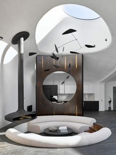 Loft Interior, Living Room Interior, Luxury Interior, Modern Interior, Interior Architecture, Interior And Exterior, Interior Design, My Living Room, Living Room Decor