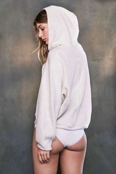 Project Social T X Out From Under Janie Hoodie Sweatshirt