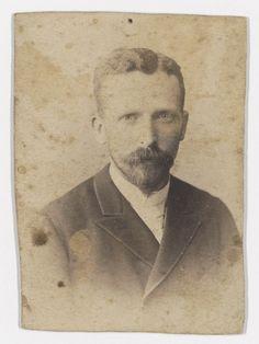 Theo van Gogh1889 fotograaf: Woodbury & Page, Amsterdam