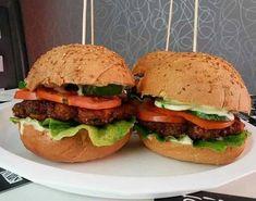 scoate grăsimea din hamburger