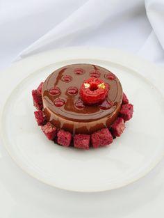 Tarte Chocolat Framboise inspiration Michalak