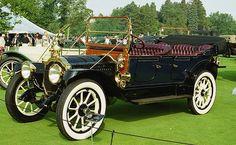 1913 Packard 1-38 phaeton by carphoto, via Flickr