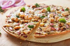 When you're looking to score big flavour without a lot of time spent in the kitchen, this Texas-Style Barbecue Chicken Pizza is the recipe to reach for.