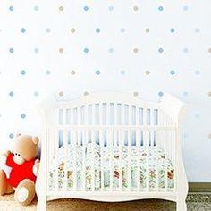 Adesivo Decorativo Infantil Stixx Confeti Colorido com 108 Unidades (5cm de Diâmetro)