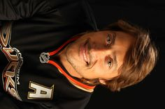 Finnish Flash. Legend. Greatest Duck ever. So many ways to describe Teemu Selanne.