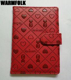 38f1fbb628b Hot Women Persian Passport Cover PU Leather Passport Case ID Credit Card  Holder Unisex Passport Wallet