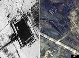 North Korea Satellite Images Show Rocket Launch Work (PHOTOS)    By FOSTER KLUG, Associated Press SEOUL, South Korea -- New satellite images of a North Korean rocket launch site show a mobile radar trailer and rows of what appear to be empty fuel and oxidizer tanks..