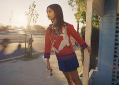 Alessandro Michele, der Creative Director des Luxuslabels Gucci hat mit dem Highfashion Onlineshop Net-a-Porter ein Capsule Kollektion entworfen.