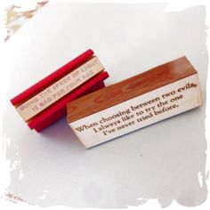Funky Sassy VINTAGE Rubber Stamp Duo . FREE SHIPPING . by joonE, $12.00