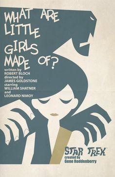 Star Trek - What Are Little Girls Made Of?