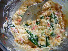 ile recetas: Arrolladitos de pescado - light Potato Salad, Potatoes, Chicken, Ethnic Recipes, Food, Healthy Recipes, Meals, Food Recipes, Essen