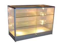 A display case presents the inner-self of the creator. With a look at the display case, you can know the person inside. There are DIY display case ideas. Clock Display, Wood Display, Display Shelves, Display Cases, Kitchen Display Cabinet, Glass Shelves Kitchen, Display Cabinets, Curio Cabinets, Glass Cabinets