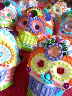 Keeping Creativity Alive: El Dia de los Muertos...Day of the Dead