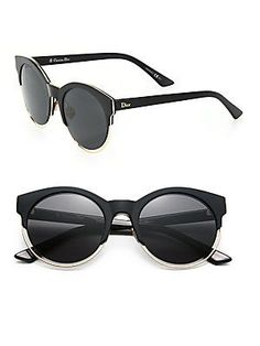 0f181d8ec01d Dior Sideral 53MM Round Sunglasses Tom Ford Sunglasses