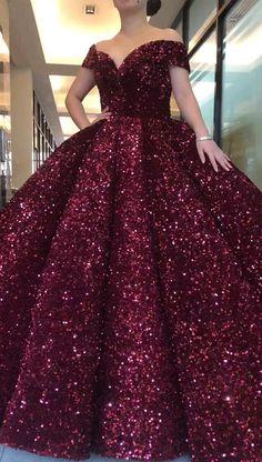 if u want to buy please add contact us whatsapp Dress by # serenehilldress Poofy Prom Dresses, Pretty Quinceanera Dresses, Pretty Prom Dresses, Gala Dresses, Ball Gown Dresses, Elegant Dresses, Beautiful Dresses, Stylish Dresses, Luxury Wedding Dress