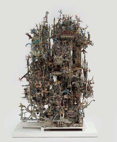 Louise Nevelson, Jean Arp, Richard Serra, Alberto Giacometti, Outsider Art, Art Forms, Wordpress, Sculptures, The Outsiders