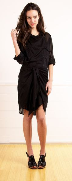 ISABEL MARANT DRESS @SHOP-HERS