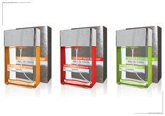 Love the impact of these! Packaging Design, Magazine Rack, Bookends, Storage, Home Decor, Toilets, Eau De Toilette, Purse Storage, Decoration Home
