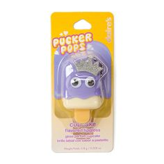 Pucker Pops Flavored Lipgloss