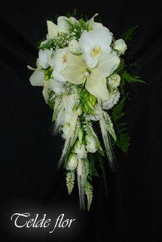 Ramo de Novia con Espigas Ramos de Novia floristería Telde flor Bodas Ciudad de Telde