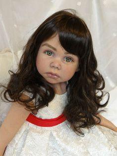 2 LITTLE GIRLS IN ONE~Gerlinde Feser~Now YURUANI~LE RUBAN ROSE NURSERY | eBay
