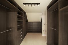 Beautiful Walk In Closet. Add Some Bright Light With Maxxima #LEDs!