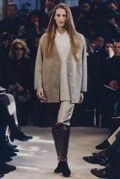 Womenswear Fall Winter 1990 - Fashion Show   Prada.com