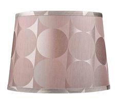 Gorgeous lamp shade with an elegant design! #LightingByDesign