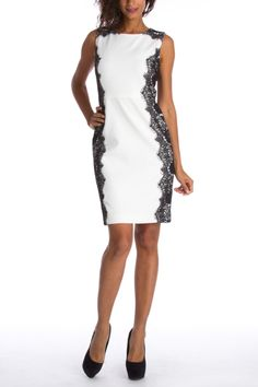 I love lace anything this is a nice contrast for womanly contoured shape