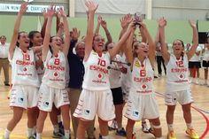 Las estrellas del futuro: mira la lista de la Sub-16 femenina - @KIAenZona #baloncesto #basket #basketbol #basquetbol #kiaenzona #equipo #deportes #pasion #competitividad #recuperacion #lucha #esfuerzo #sacrificio #honor #amigos #sentimiento #amor #pelota #cancha #publico #aficion #pasion #vida #estadisticas #basketfem #nba