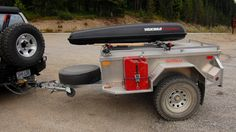 Harbor Freight Trailer Camper | Harbor freight camping/kayak trailer - Page 2 - Expedition Portal