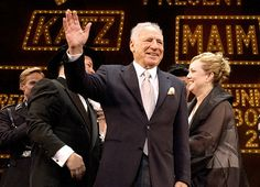 Mel Brooks opening night of The Producers 2003