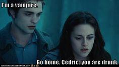 Harry Potter > Twilight.