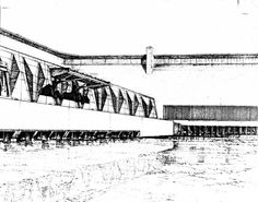Grand Coulee Dam Third Power Plant and Forebay Dam/Grand Coulee, Washington/Marcel Breuer/1972