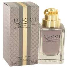 902627734704c Gucci Made to Measure by Gucci Eau De Toilette Spray 3 oz. Mejor Perfume  Para HombreFrascos ...
