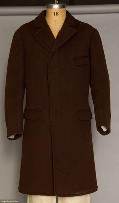 1860 Wool top coat