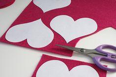 Dream a Little Bigger Blog- How to Perfectly Cut Felt